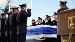 Trudeau lands in Tel Aviv ahead of Peres' state fu