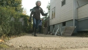 Residents in Sydney, N.S. prepare for more rainfall, expected to start Friday night.