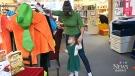 CTV Barrie: Costume swap