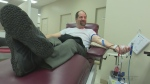 CTV Barrie: Blood donation changes