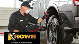 Krown Rust Proofing Contest