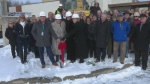 CTV Barrie: Hospital ground breaking