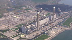 Coal plant electricity hydro