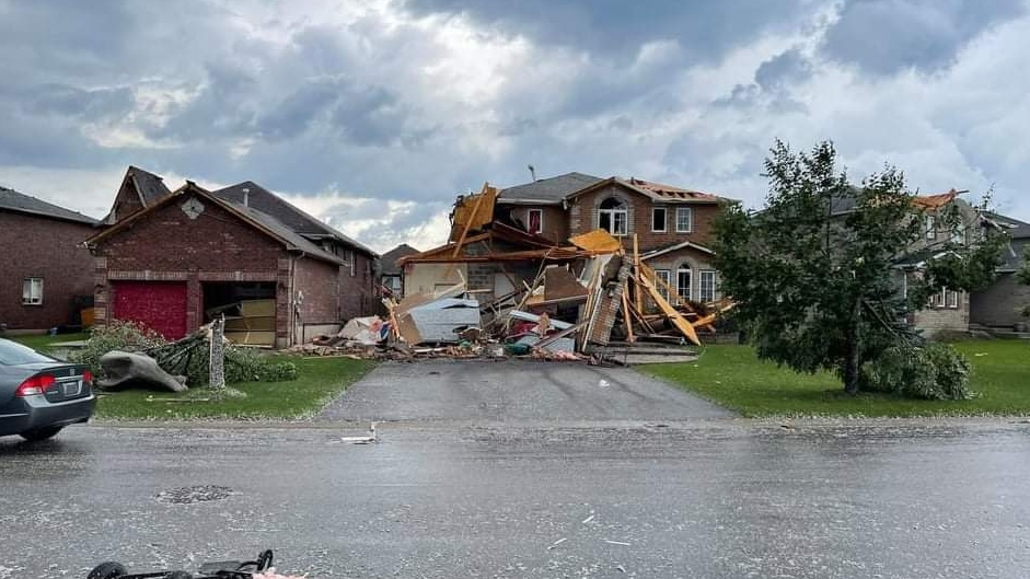 Barrie storm