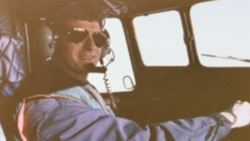 Captain Bob Barrett