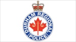 The Durham Regional Police logo is seen in this file photo.