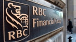 The Royal Bank branch and former head office is seen on Monday, April 2, 2012 in Montreal. (Ryan Remiorz / THE CANADIAN PRESS)